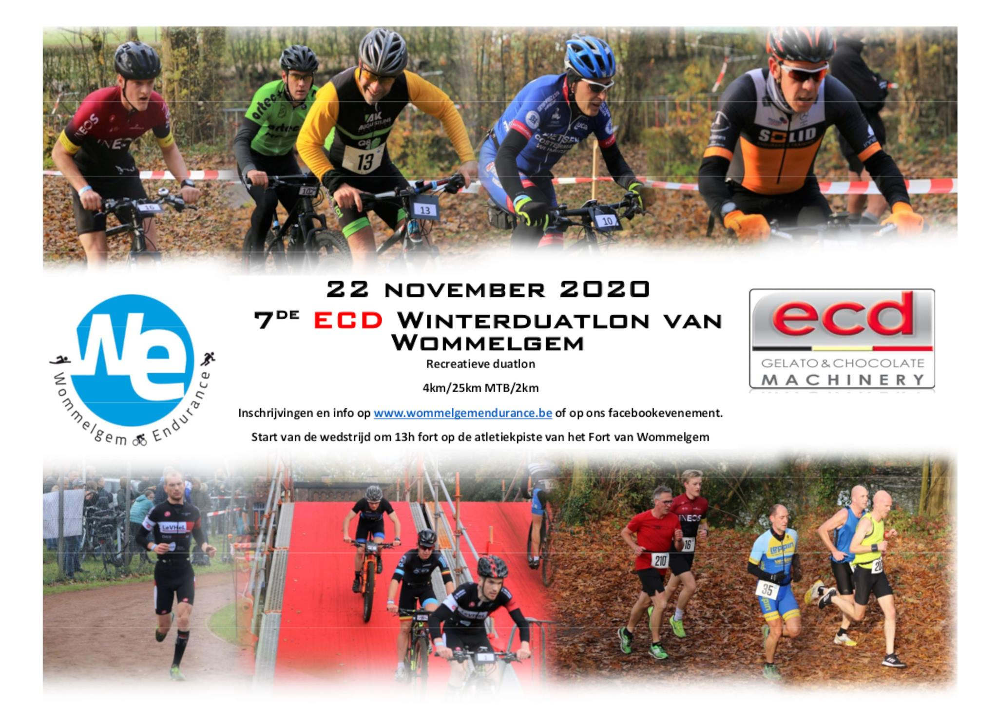 Flyer Winterduatlon 2020