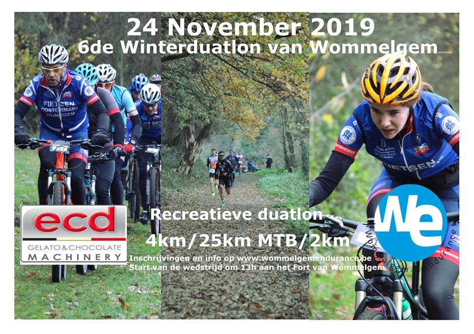 Flyer Winterduatlon 2019